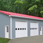 pole building garages pa