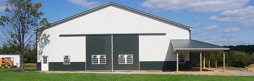 Pole Barn Builders in PA, MD, DE, & NJ | Post Frame Building