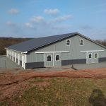 amish built horse barn in pa